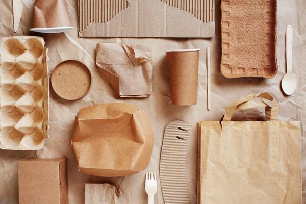 Emballage comestible plastique biodégradable