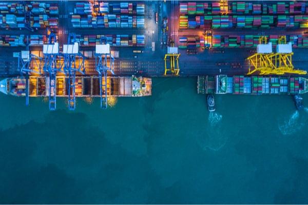 Poissons robots pour la détection de pollution dans les ports
